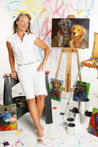 Portrait Painter Kaytee Esser Shares Her Unique Perspective On People, Pets And The Good Life